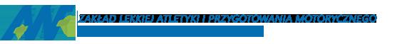 Zakład Lekkiej Atletyki AWF Poznań